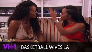 Basketball Wives LA | Malaysia Pargo's Plan Backfires | VH1