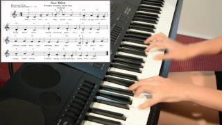 Học Đàn Online _ Bai 3 Keyboard