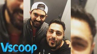 Badshah To Rap With Yuvraj Singh #vscoop