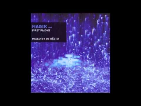 Tiesto - Magik One First Flight / Mockba - Shell Shock