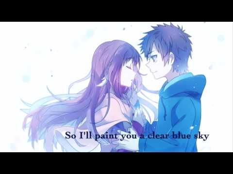 Nightcore - Blue (Troye Sivan)