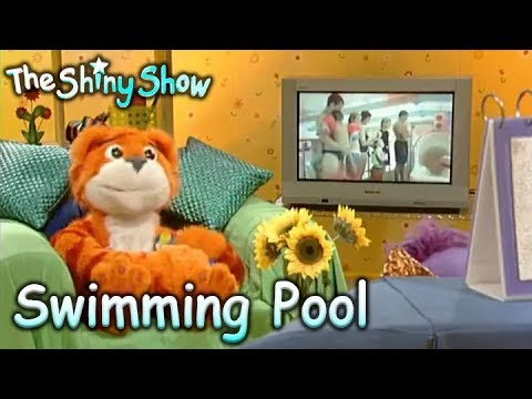 The Shiny Show | Swimming Pool | S1E1