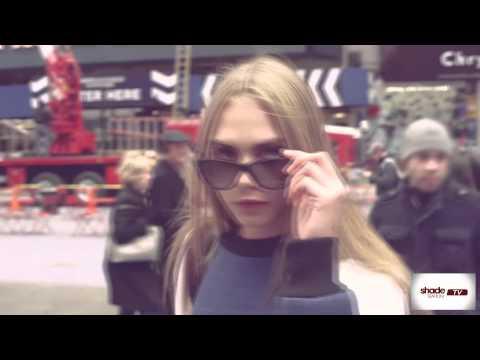 DKNY Autumn 2013 Advert Feat. Cara Delevingne | Shade Station