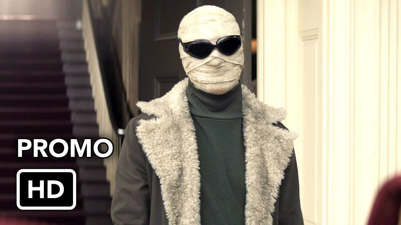 "Doom Patrol 2x06 Promo ""Space Patrol"" (HD) DC Superhero series"