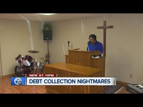 Debt collection nightmare