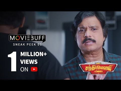 Mr. Chandramouli - Sneak Peek 01 | Karthik, Gautham Karthik, Regina | Sam C.S | Thiru