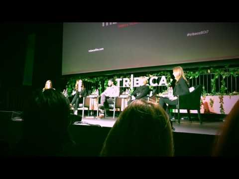 National Geographic on the Power of VR, The Protectors Premiere, Tribeca Film Festival 2017