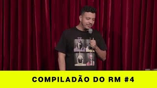 RODRIGO MARQUES - CONVERSADO COM A PLATEIA COMPILADO   STAND UP COMEDY