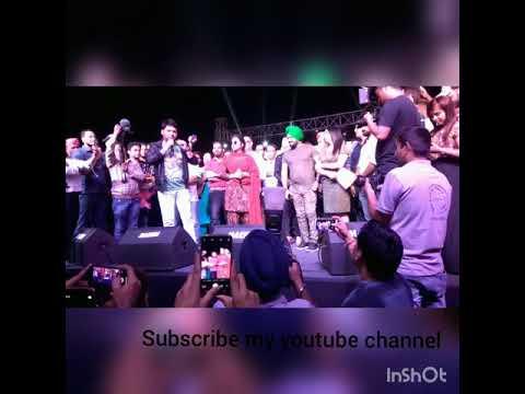 Kapil Sharma, Navjot singh sidhu, Jasmine, Gurpreet Ghugi movie Promotion