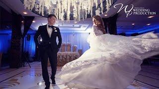 Свадьба Кати и Кима от Wedding Production