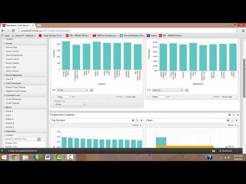 Full Service Restaurant Demo Using Oracle's Endeca Information Discovery