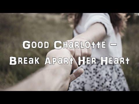 Good Charlotte - Break Apart Her Heart [Acoustic Cover.Lyrics.Karaoke]