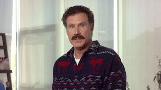 Will Ferrell and John C. Reilly Grew Must-See Mustaches