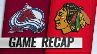 J.T. Compher and Carl Soderberg each scored two goals as the Avalan...