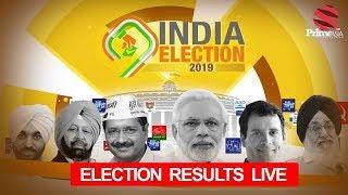 Prime Election 🔴  (LIVE) || Elections 2019 Results Live Telecast