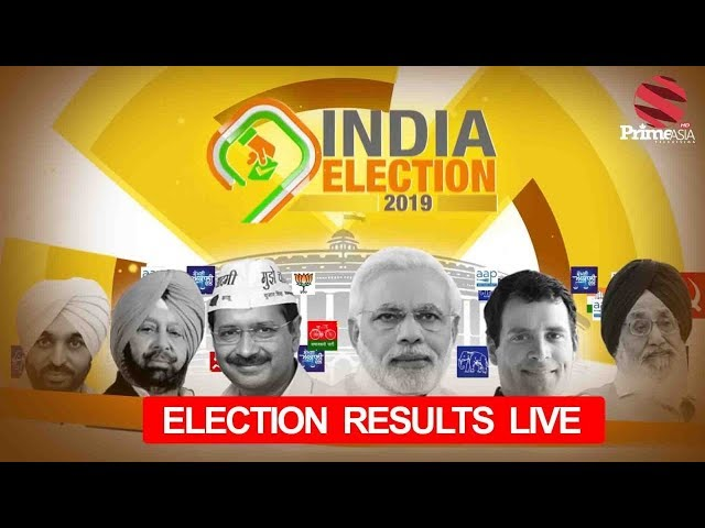 Prime Election 🔴  (LIVE) || Elections 2019 Results Live Telecast