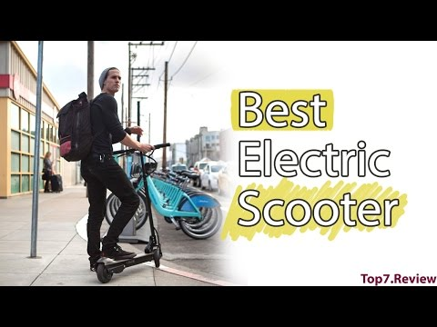 Electric scooter - Of course! Favorite Item For You - Top7USA