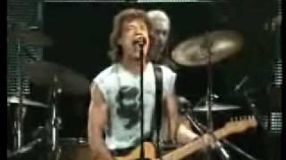 The Rolling Stones - Don't Stop - Boston - 2002