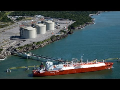 "Costing Canadian jobs, prosperity, Liberals ""kick LNG ball down the regulatory road"""