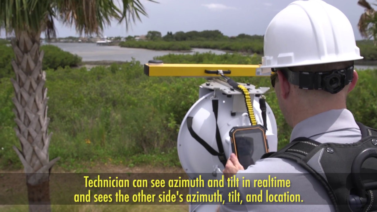 sunsight microwave path alignment kit