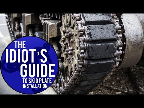 Motorcycle Zero's idiots-guide to installing the enduro engineering skid plate.