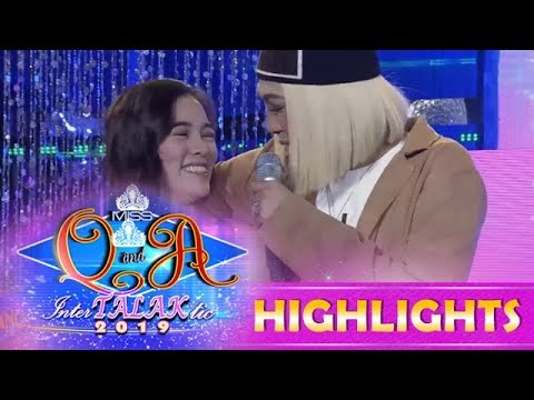It's Showtime Miss Q and A: Vice Ganda and Ate Girl Jackque's answer to speculations about them