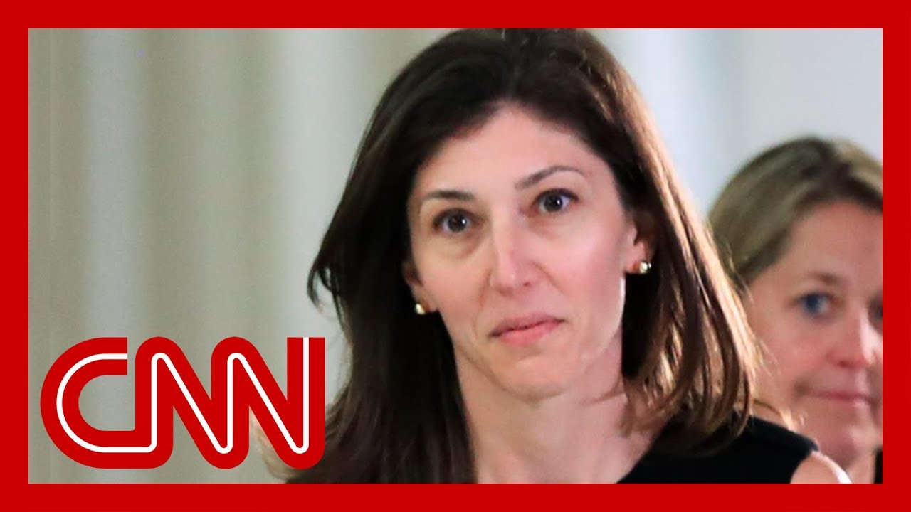 Lisa Page, Ex-F.B.I. Lawyer Whose Texts Criticized Trump, Breaks ...