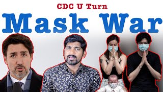 Corona Virus | Mask War | Tamil Pokkisham | Vicky | TP