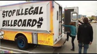 Voice of Art Pt. 3 - Street Art vs. Illegal Billboards