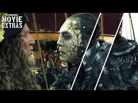Pirates of the Caribbean: Dead Men Tell No Tales - VFX Breakdown by MPC (2017)