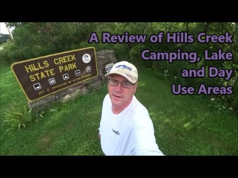 Hills Creek State Park Review