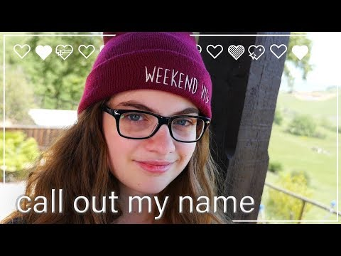 Call Out My Name - The Weeknd (Cover by Sophie Pecora)