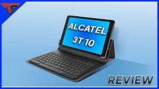 Alcatel 3T10 Smart Tablet Review   TechnSpice