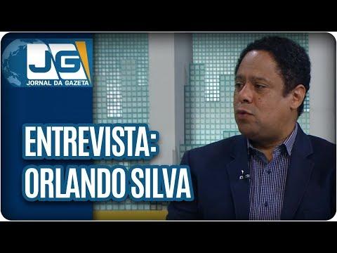 Maria Lydia entrevista o dep. federal Orlando Silva, do PC do B, sobre a crise e as eleições de 2018