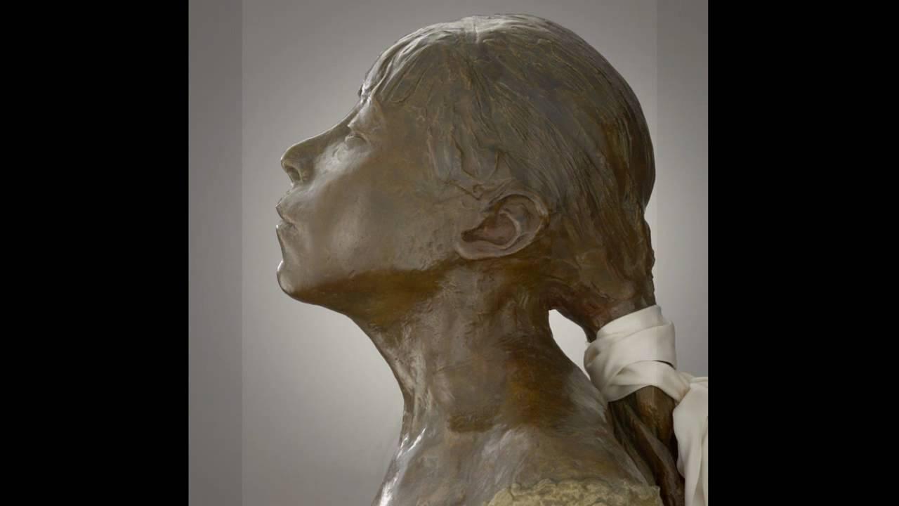Little Dancer Aged Fourteen, by Edgar Degas