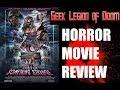 NIGHT OF SOMETHING STRANGE ( 2016 Trey Harrison ) Splatter Horror Movie Review