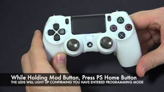 ps4 rapid fire button remap how to program instructions by gimika com
