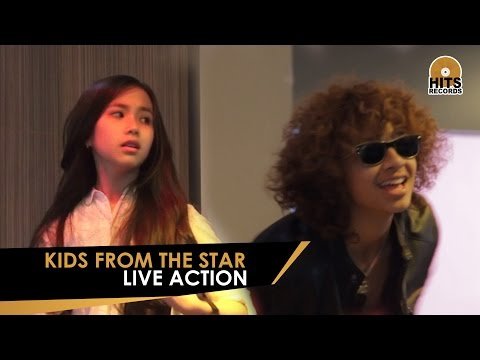 Kids From The Star Live Action Launching