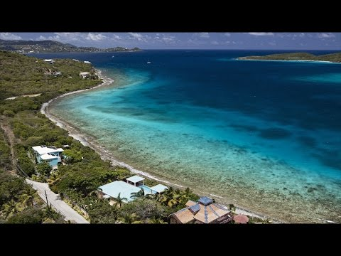 Sea Star Villa In St. Thomas On The Beach Vrbo.com/30754