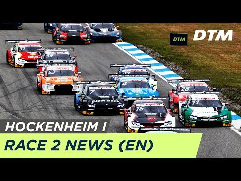 DTM 2019 - Hockenheim Opening - Highlights race 2