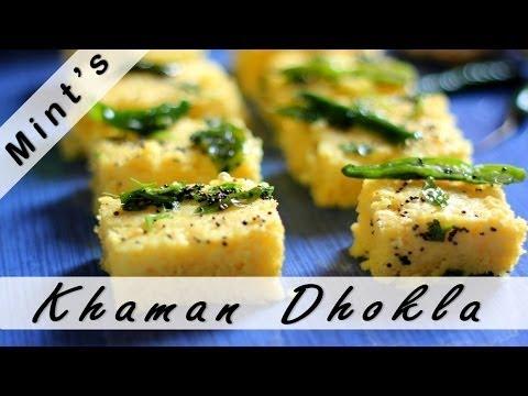 Dhokla recipe in hindi instant khaman dhokla indian food recipe dhokla recipe in hindi instant khaman dhokla indian food recipe mintsrecipes 67 forumfinder Images