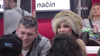 Zadruga 4 - Đedović uništio Maju komentarima - 18.01.2021.