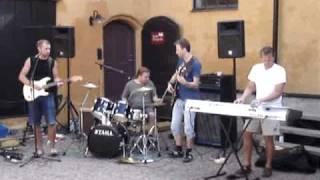 Mr Spruce, The Jugglers. 7/6-06. Average White Band