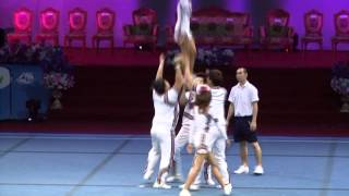 The 7th Cheerleading World Championships 2013, Thailand