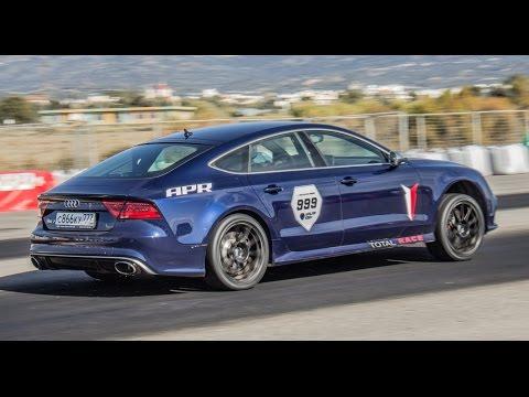 900 HP Audi