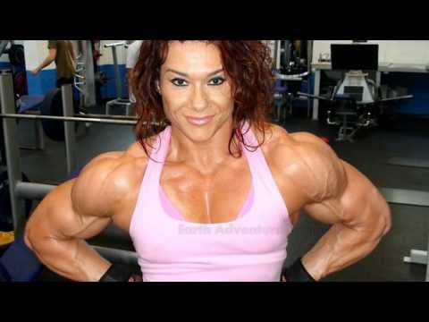 इतना मसल की ट्रक को भी मसल दे  top 10 Female bodybuilders of olympia! muscles gain