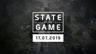 The Division 2: State of the Game #129 - 17 July 2019 | Ubisoft [NA]