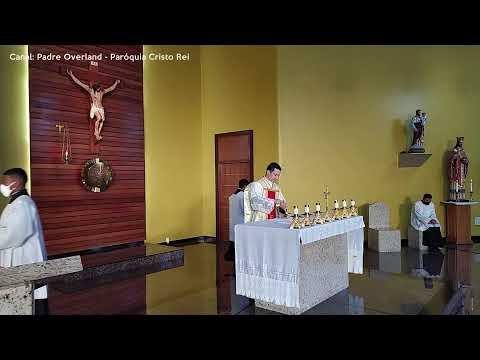 20/07/2021 -  Missa Da Terça-feira Da 16.ª Semana Do Tempo Comum