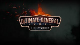 Ultimate General Gettysburg Let's play / Let's Try  Episode 1 Steam Release Campaign Gameplay