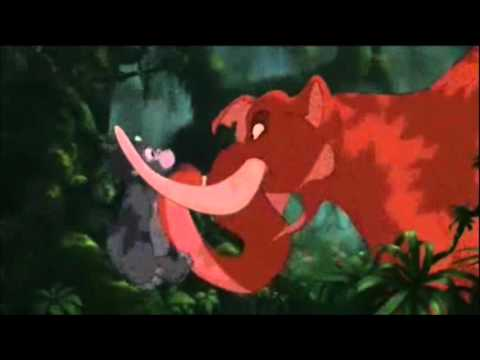 Tarzan Tantor and Terk Speed Up/Slowed Down